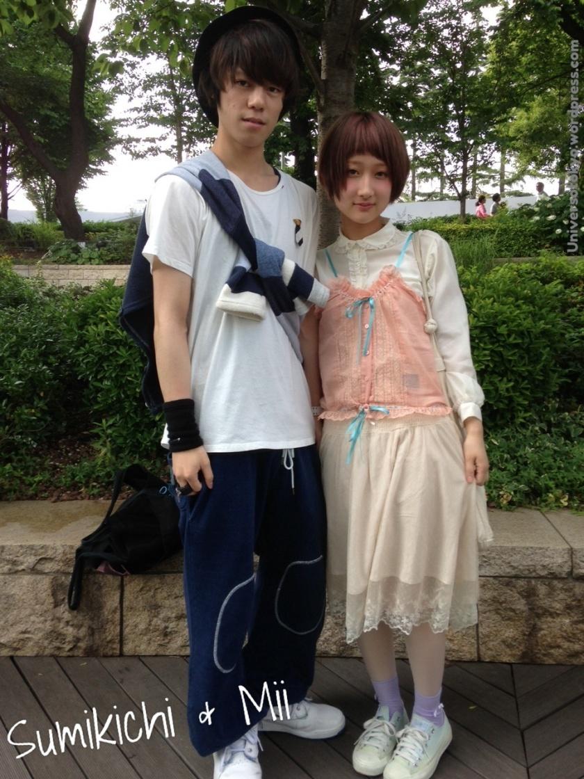 sumikichi and mii