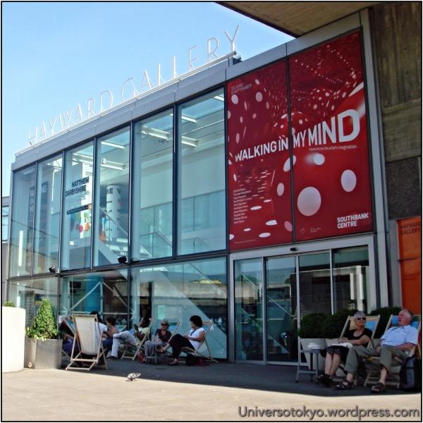 """Walking in my Mind"" Hayward's Centre, 2009 London, UK"