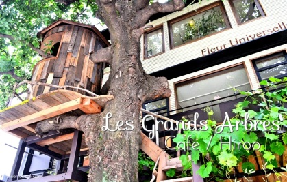 les grands arbres label