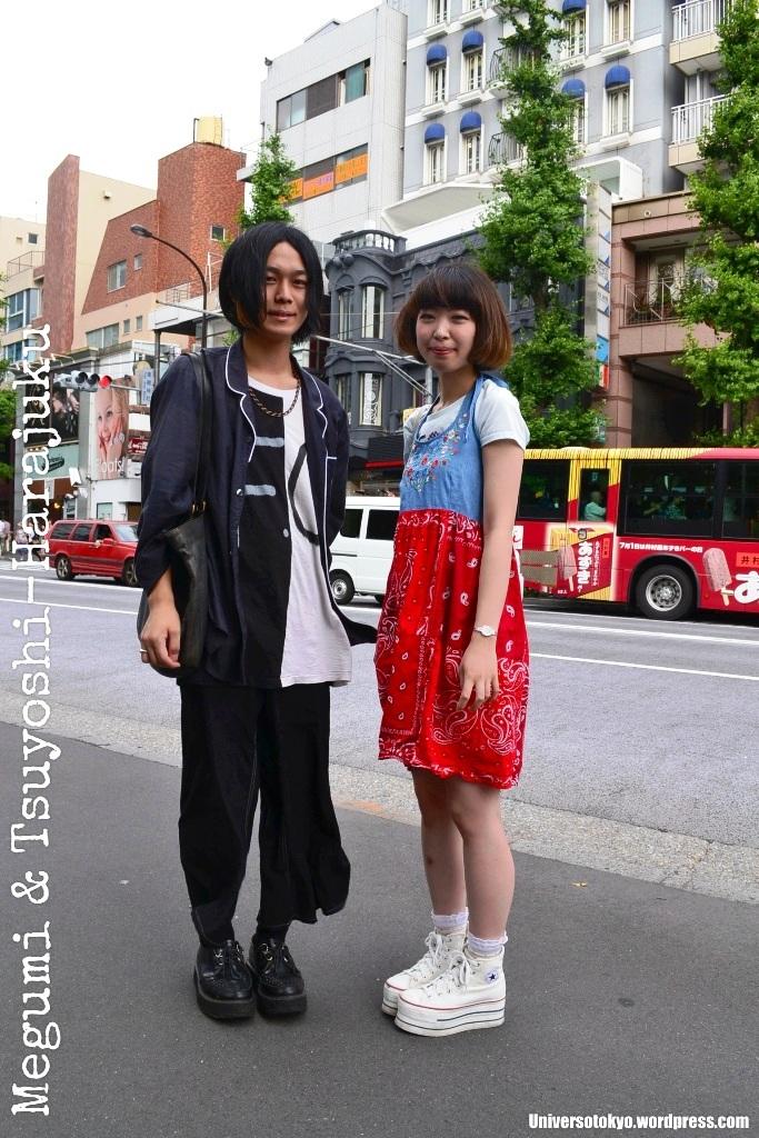 megumi and tsuyoshi