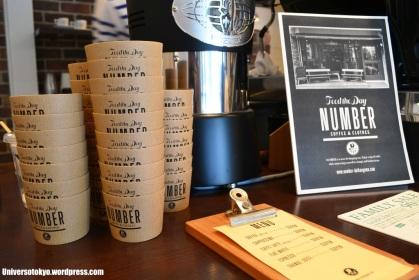 Number Cafe