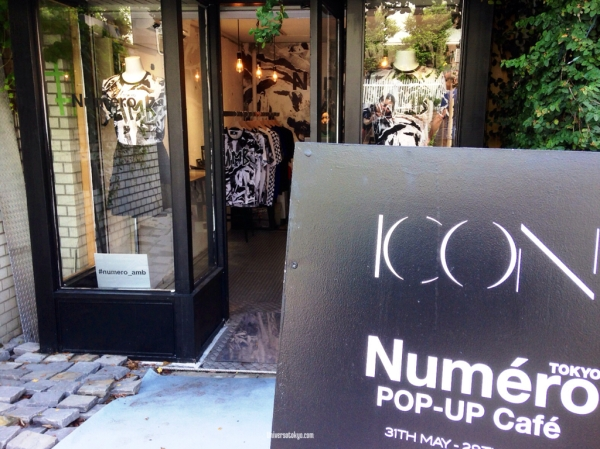 Numero Pop Up Cafe