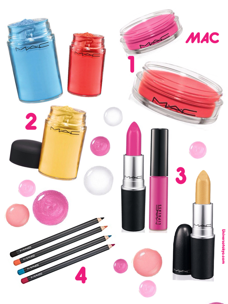 S14 Makeup Collection