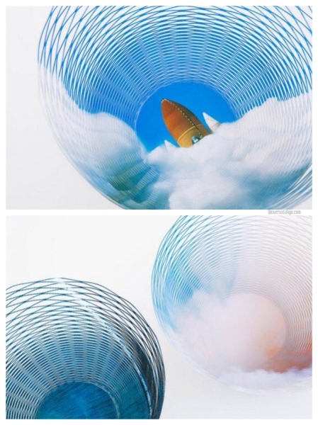 """Airvase """"Space/Bauhaus/Land"""" x Mikiya Takimoto"""