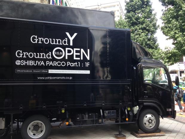 Ground Y