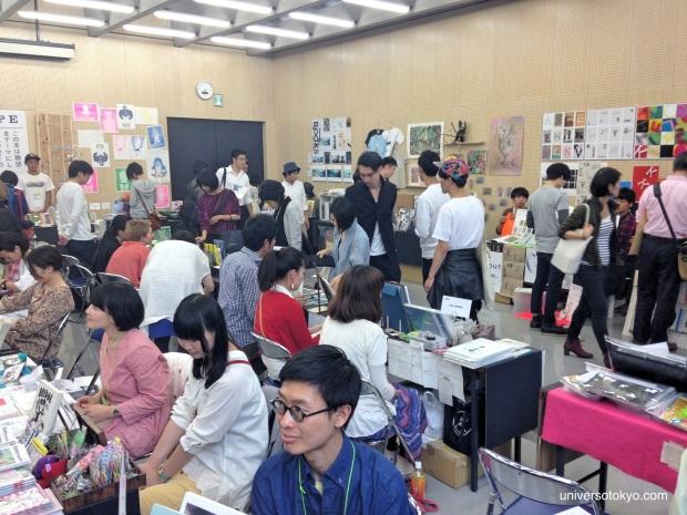 Tokyo Art Book Fair