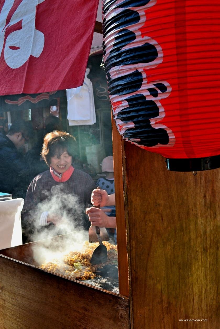 boroichi market