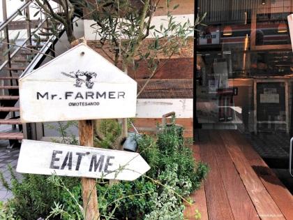 mr farmer label