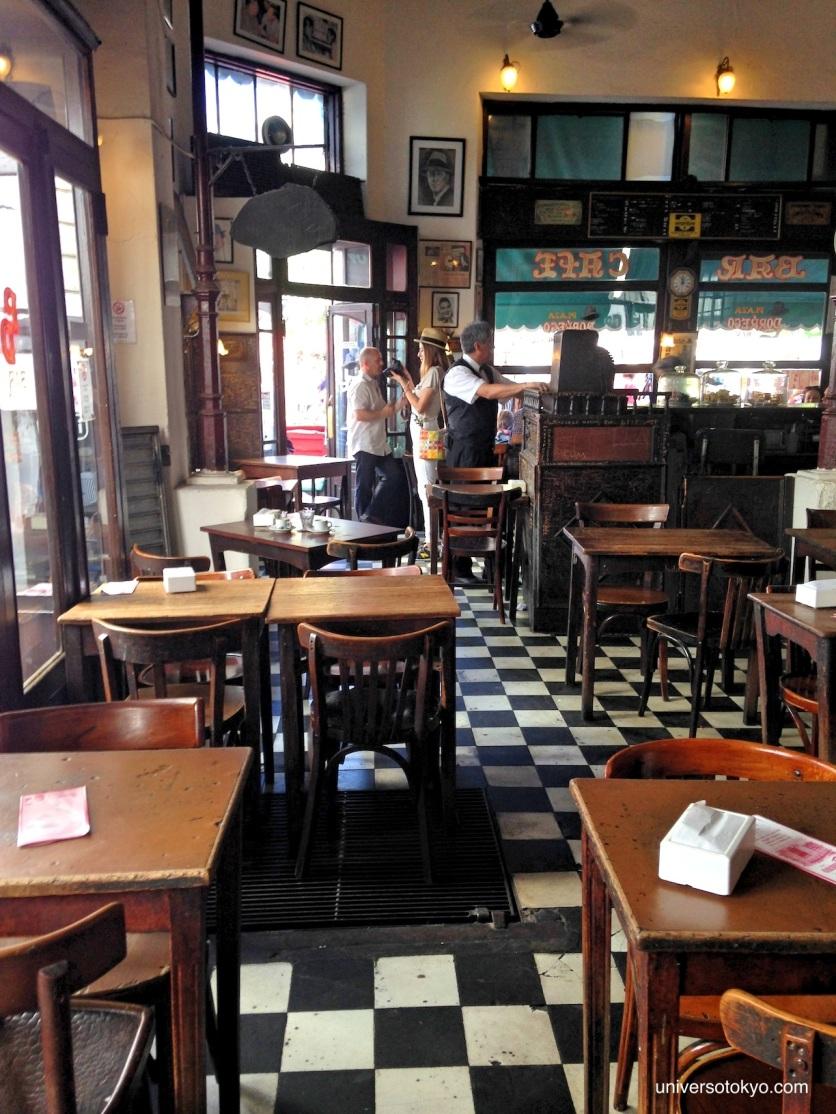 Cafe Dorrego