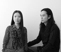 Japanese designers Hokuto Katsui & Nao Yagi