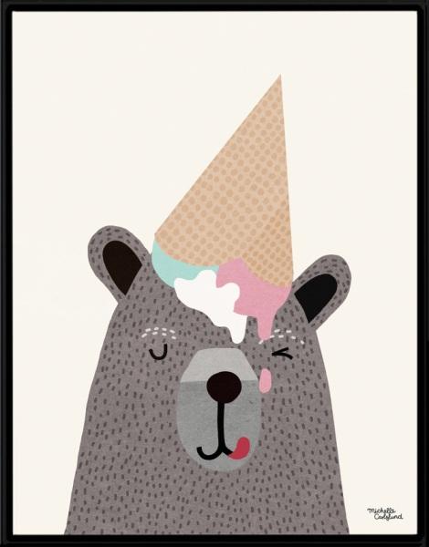 I love Ice Cream by Michelle Carlslund