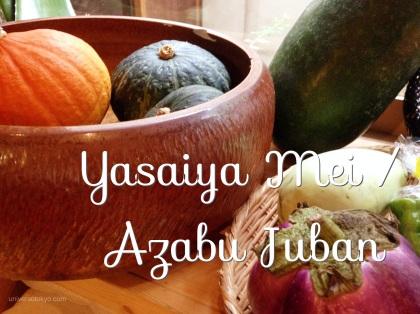 Yasaiya Mei label