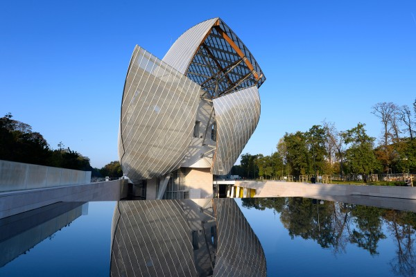 Foundation Louis Vuitton - Credit Image : Bertrand Guay / AFP / Crédit Média : Monique Younès