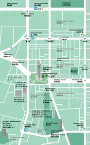 toranomon koffee map
