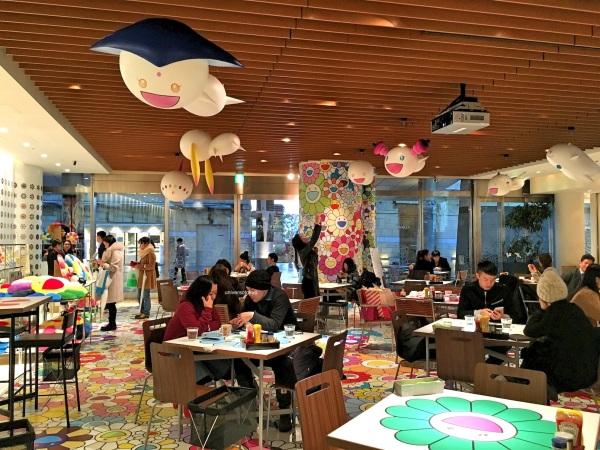 flower cafe