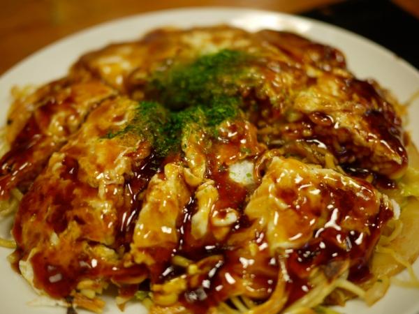 Hiroshima Okonomiyaki (photo via gethiroshima.com)